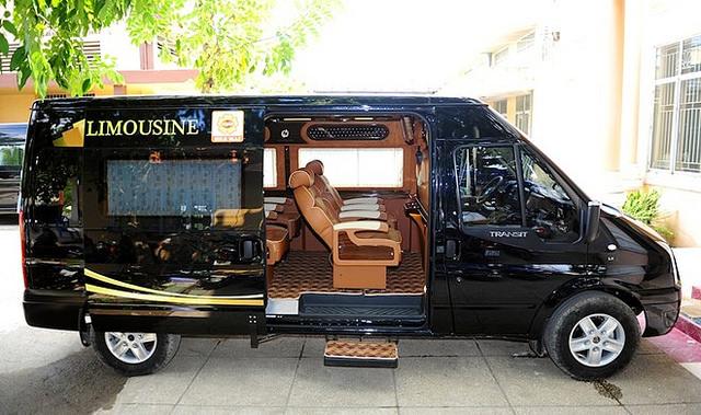 Thuê xe Limousine đi Sapa