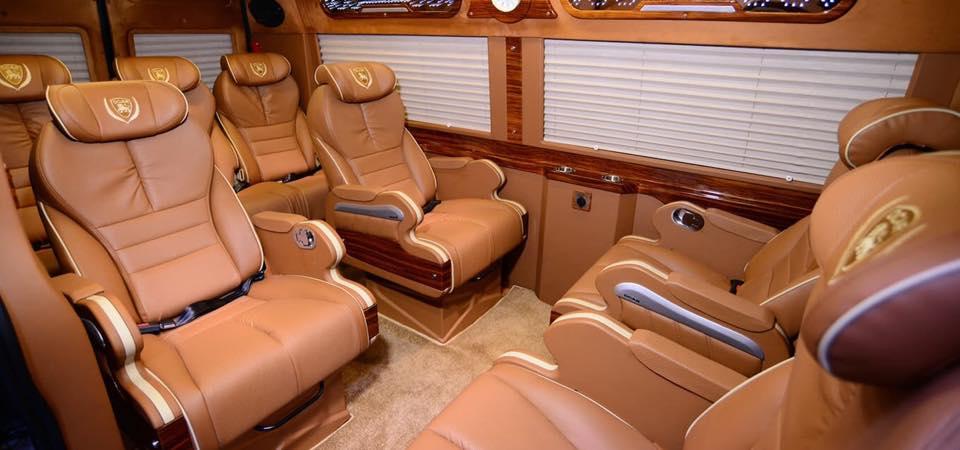 Dịch vụ cho thuê xe Limousine đi Sapa tại Hà Nội chất lượng