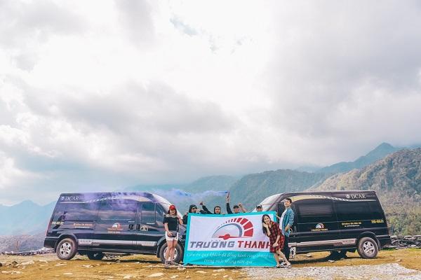 Tìm kiếm địa chỉ vàng cho thuê xe Limousine từ Hà Nội đi Sapa
