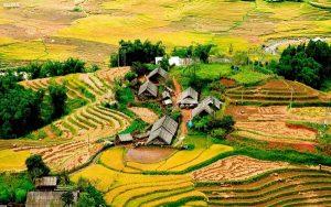 Khám phá bản làng Sapa đậm màu sắc dân tộc miền sơn cước