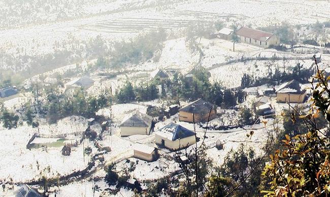 Lạc giữa miền cổ tích với Sapa tháng 12
