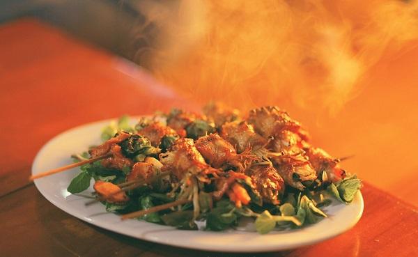 Muốn ăn đồ nướng Sapa nên ăn gì? Ở đâu?