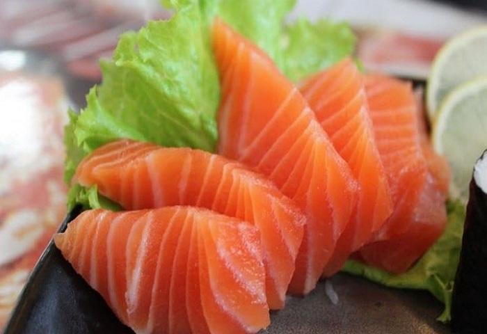 Ruốc cá hồi Sapa vị ngọt thơm của núi rừng trên từng thớ thịt