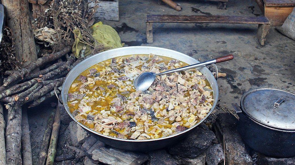Món ăn ngon ở SaPa