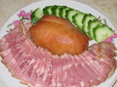 thịt lợn muối SaPa