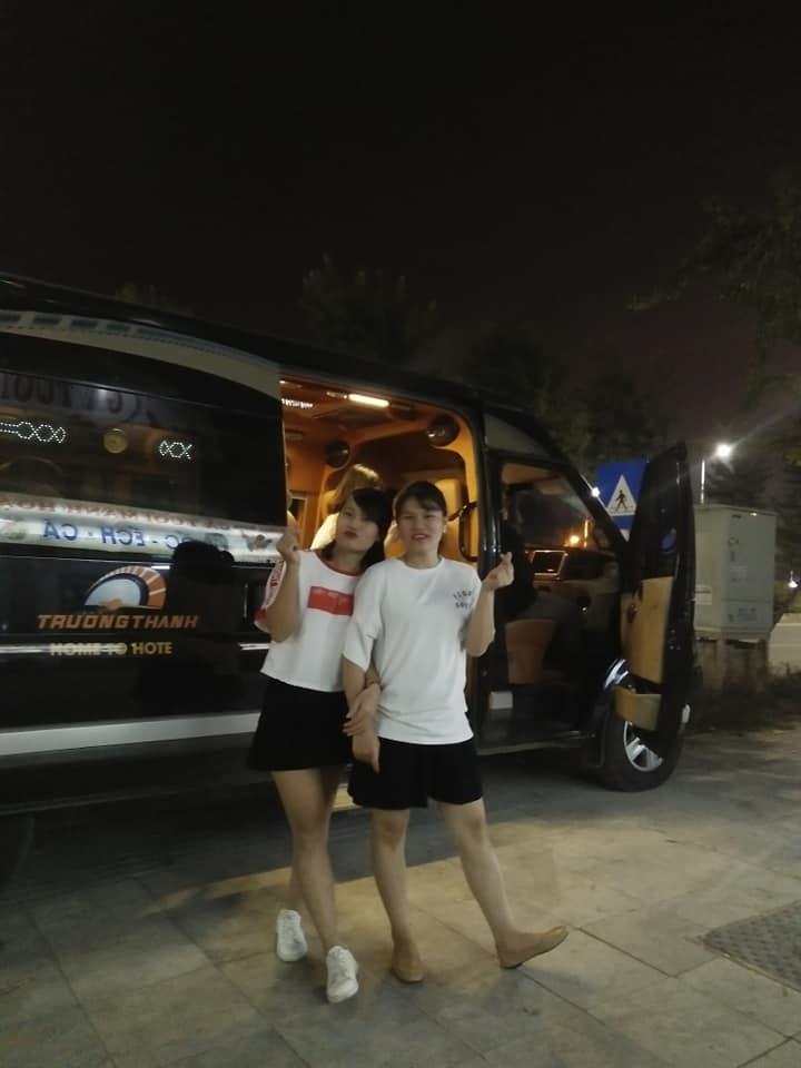 Cho thuê xe lên SaPa tại Hà Nội