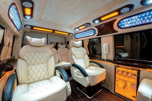 Nên lựa chọn dịch vụ thuê xe giường nằm đi Sapa của hãng nào?